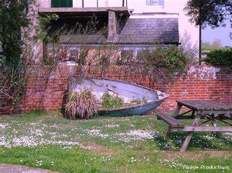 Garden Decoration Boat by Garden Boat Decoration