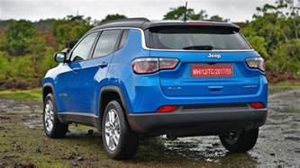 Jeep Compass Mpg Jeep Compass 2017 Price Mileage Reviews Specification