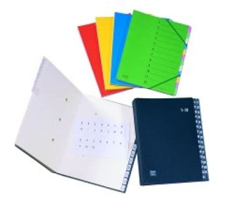 Alat Pemotong Kertas A5 Paper Cutter A5 Stainless Steel Baja bantex sorting file 1 31 5565