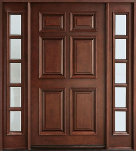 Wooden Main Door by Best 25 Wooden Door Design Ideas On Pinterest Main Door