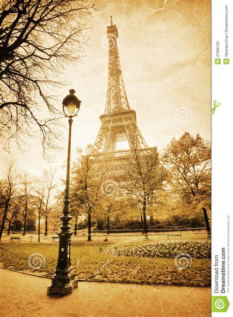imagenes vintage de la torre eiffel opini 243 n del vintage de la torre eiffel fotograf 237 a de