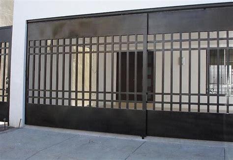 Imagenes Rejas Minimalistas | dise 241 os y tipos de rejas modernas y minimalistas para