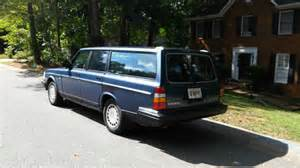 1988 Volvo 240 Dl Parts 1988 Volvo 240 Dl Wagon For Sale Photos Technical