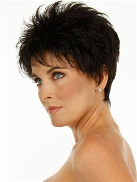 pixie hair for strong faces pixie hairstyles round faces and hairstyles for round