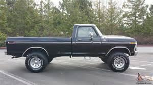 1978 ford f250 ranger 4x4