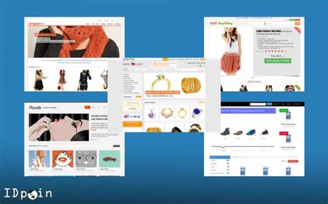 free download themes toko online html themes idpoin