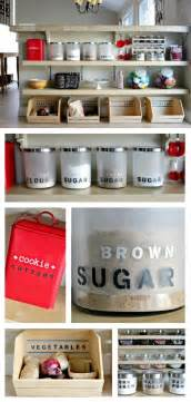 Organization Ideas For Kitchen Top 10 Awesome Diy Kitchen Organization Ideas