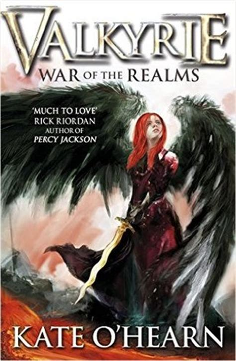 war of the realms valkyrie books war of the realms valkyrie 3 by kate o hearn reviews