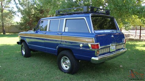 jeep wagoneer for sale willys jeep wagoneer for sale