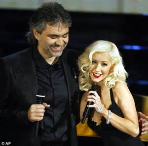 Bocelli Blind Andrea Bocelli Praises Mother For Not Aborting After