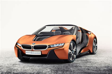 future bmw i8 bmw i vision future interaction concept first look
