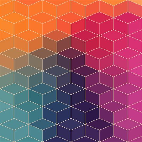 Geometric Pattern Background Vector | 9 free geometric patterns backgrounds how design