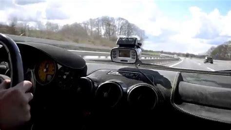 Ferrari 300 Km H by Ride Ferrari 430 Scuderia 300 Km H On German Autobahn