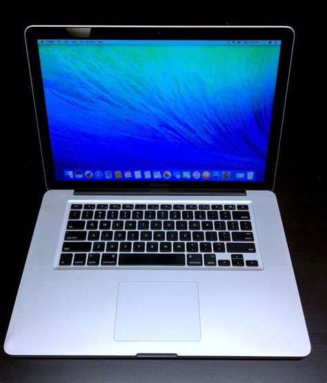 Laptop Apple Retina apple macbook pro 15 mac laptop pre retina osx 2015 one