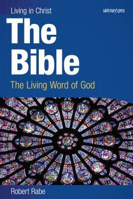4 color print the bible the living word of god 4 color print student