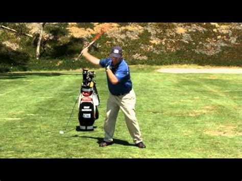 how to improve your driver swing shoulder move in golf swing downswing golf lesson by