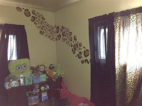 cheetah bedrooms best 25 cheetah print bedroom ideas on
