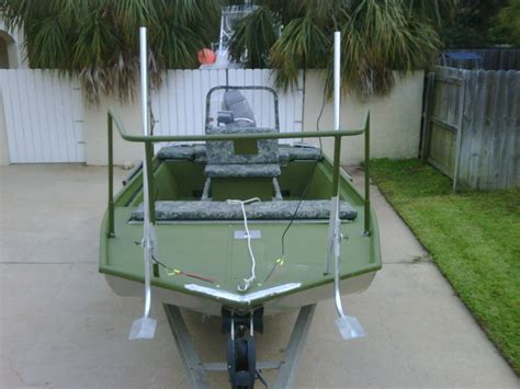 flounder boat for sale florida gigging set up i need ideas the hull truth boating