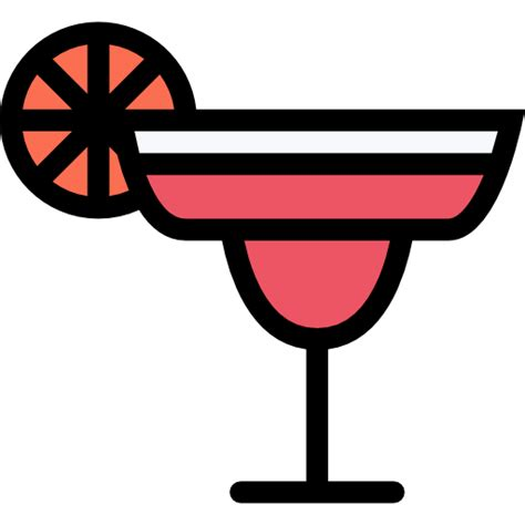 margarita icon margarita free food icons