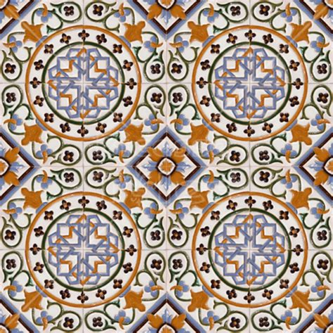 a pattern in spanish mpxx023 c moorish arab islamic spanish patterns tile