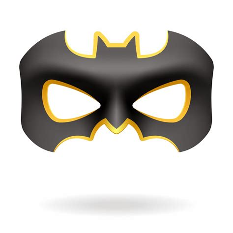 batgirl mask template batman mask printable pictures to pin on pinsdaddy