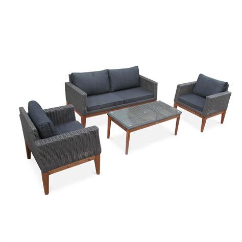 chaise en résine tressée unique salon de jardin tresse jskszm com id 233 es de