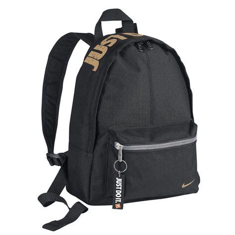 Travel Bag 2in1 Nike Classic Black Green backpacks for school