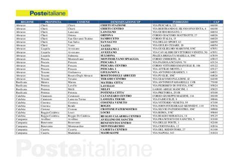 uffici postali in italia gli uffici postali con wifi gratuito in italia