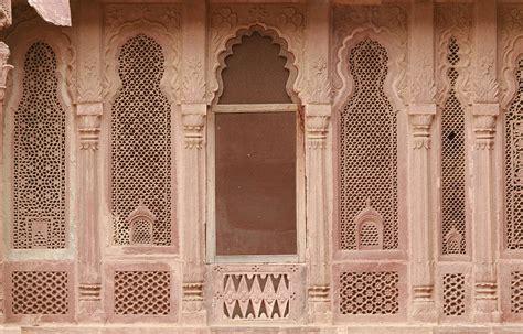 windowsornate  background texture india window