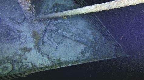 fotos reales del titanic bajo el agua difunden nuevas fotos y un video del titanic bajo el mar