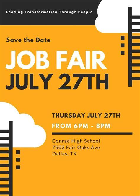 Disd Alternative Certification by Career Center Fairs