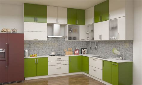 home interior design godrej modular kitchen cabinets obviously a smart option pink