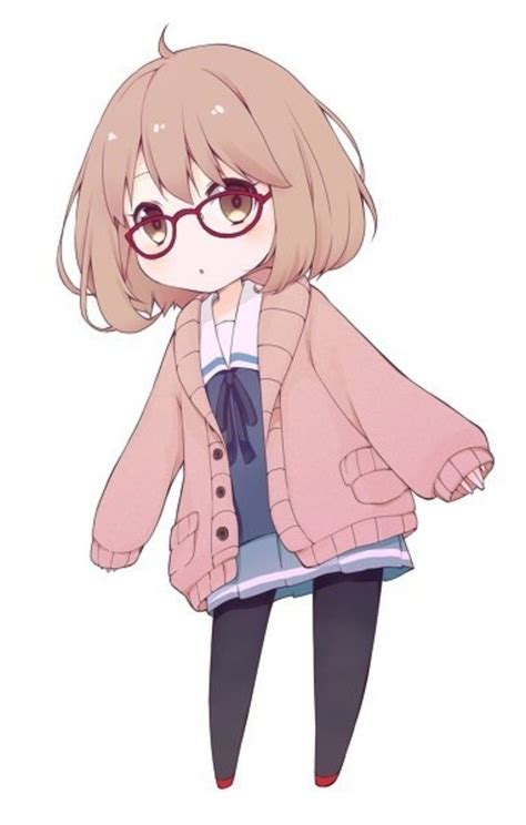 libro chibi girls a cute 17 best beyond the boundary images on
