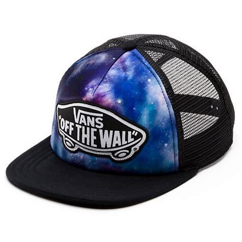 galaxy trucker hats shop womens hats at vans