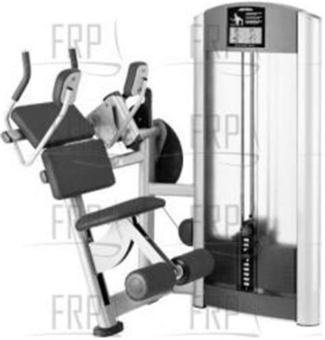 fitness signature series fzab before sn fzab000699 fitness and exercise equipment