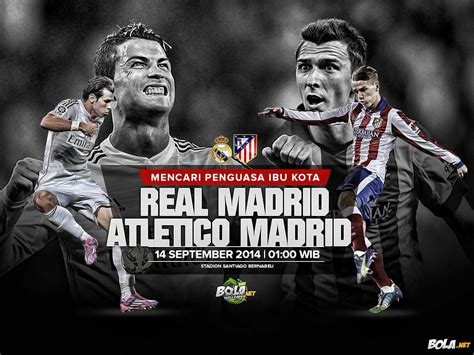 wallpaper real madrid  atletico madrid bolanet