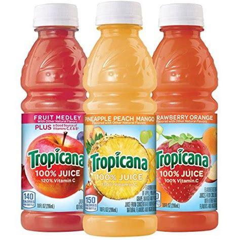 e fruit juice tropicana 100 juice 3 flavor fruit blend