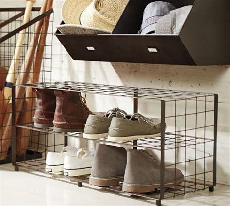 Eckregal Holz Selber Bauen 1200 by Kellan Shoe Rack Contemporary Shoe Storage By