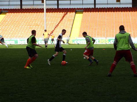 epl volunteer premier league kicks and new fylde futures tournament may