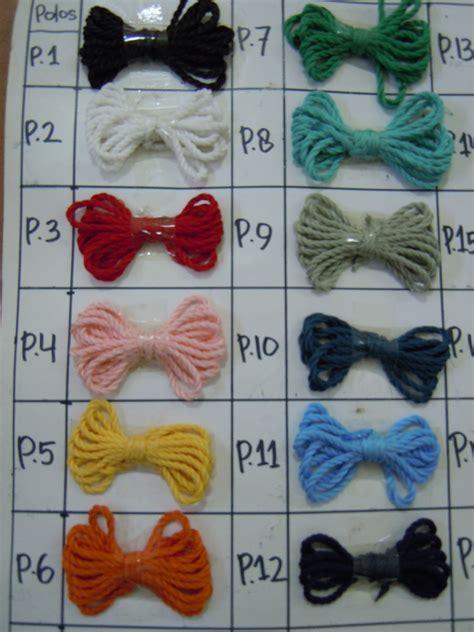 Benang D 27 Np B crown toko benang yarns supplier poly big ply ukuran d27