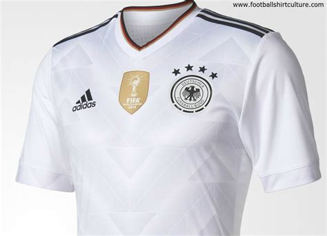 germany 2017 confederations cup adidas home kit 16 17