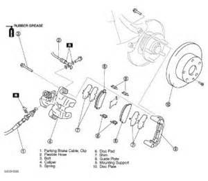 2004 mazda 6 rear rotor removal brakes problem 2004 mazda