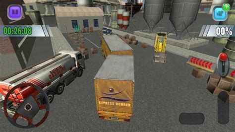 nice parking game truck sim 3d parking simulator 1mobile com