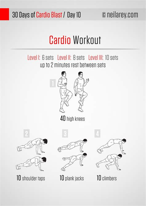 cardio workouts 187 health and fitness