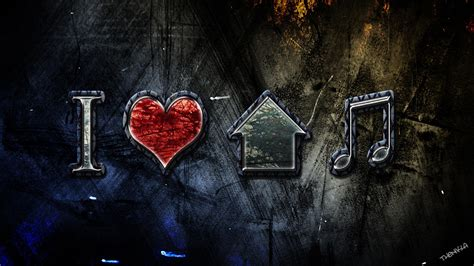 the music house house music wallpapers wallpaper cave