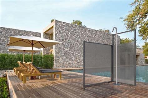 docce per esterno docce da esterno oasi di benessere outdoor arredo giardino