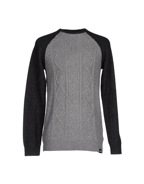 Sweater Dickies Banaboo Shopping dickies sweater in gray for lyst