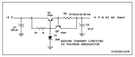 current limiting diode circuit current limiting circuit using diode 28 images limiters clipers current limiting circuit