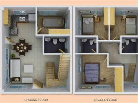 storey single detached house plan interior concepts pinterest house plans  houses