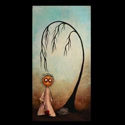 comfort in disappointment or misery another painting blog what my creepers mean to me